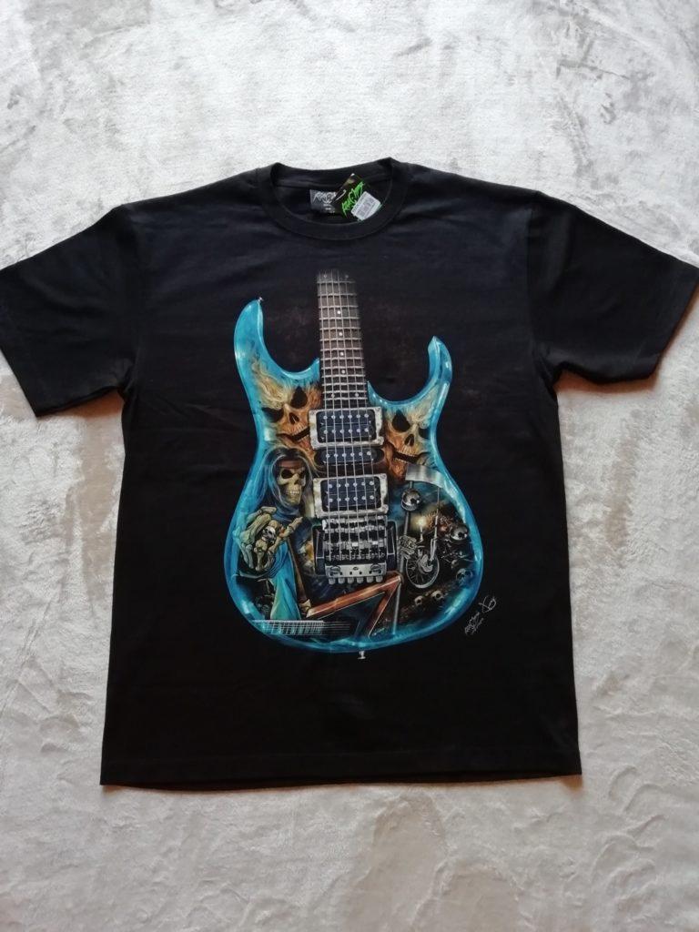 HD Guitar3 T-Shirt Image