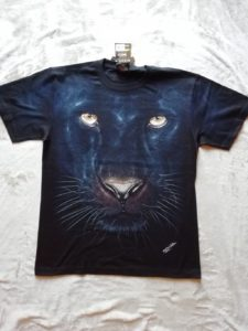 HD Panther1 T-Shirt Image