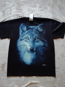 HD Wolf7 T-Shirt Image