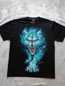 HD Wolf6 T-Shirt Image