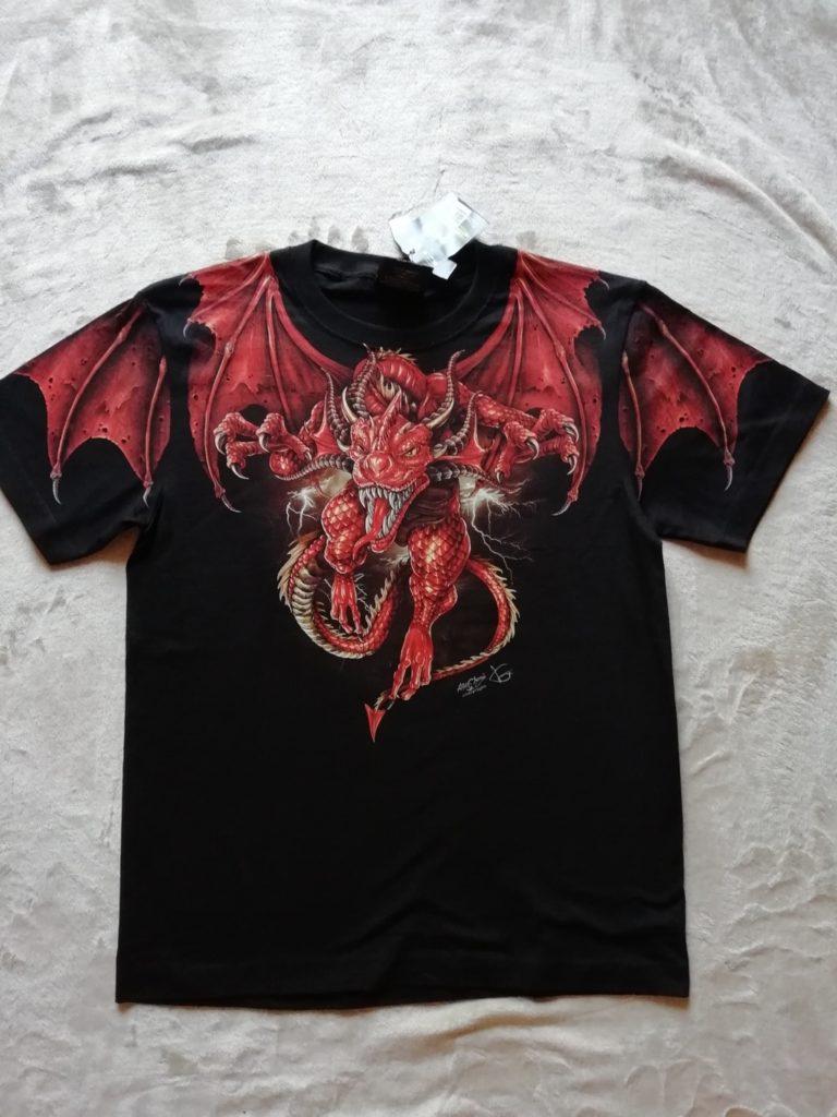 HD Dragon1 T-Shirt Image