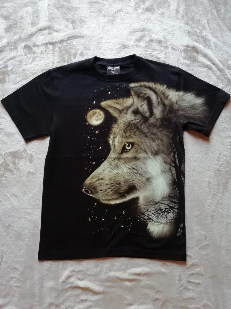 HD Wolf1 T-Shirt Image